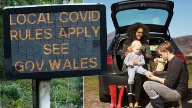 Expert warns Scotland & Wales could be closed to English holidaymakers 'for a time