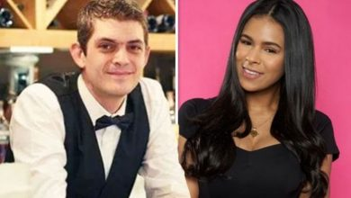 First Dates: Merlin's new Manchester apprentice and show newcomer brands job 'full on'