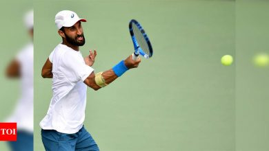 Fit-again Yuki Bhambri ready for another plunge after almost quitting tennis | Tennis News - Times of India