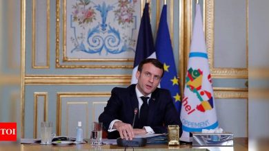 France News: France votes on anti-radicalism bill that worries Muslims | World News - Times of India