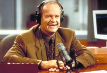 Frasier revival in development for Paramount Plus