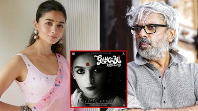 As Per A Report, Alia Bhatt Is All Set To Sing A Track In Gangubai Kathiawadi That Will Be Composed By Sanjay Leela Bhansali