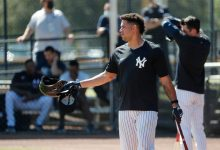 Gary Sanchez shows promising Yankees sign