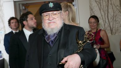 George R.R. Martin is developing sci-fi book 'Roadmarks' for HBO