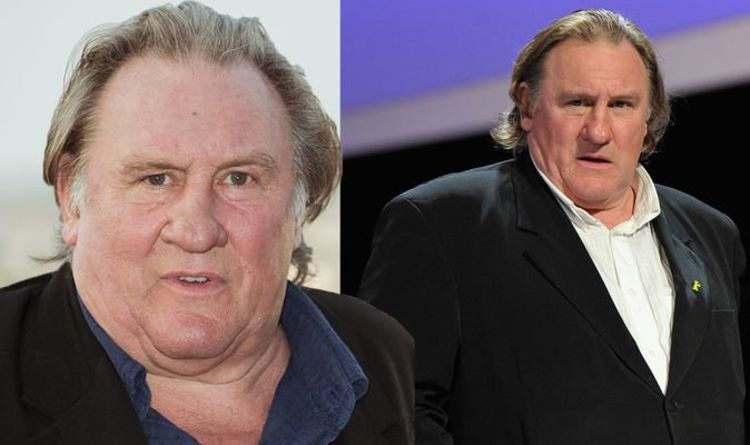 Gérard Depardieu: Oscar-nominated actor is charged with rape of young actress, says report