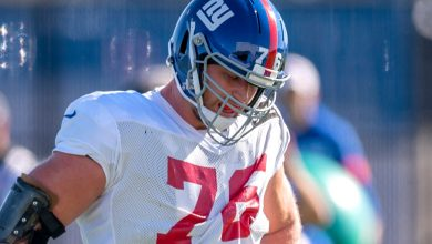 Giants have expensive decision to make with Nate Solder planning return