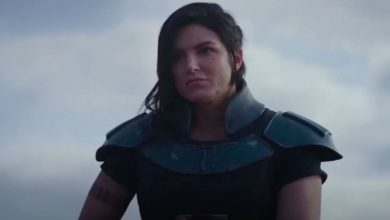 Gina Carano says her 'Mandalorian' press was axed after she refused to post studio apology