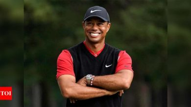 Golf without Tiger Woods? His fellow players can barely imagine   Golf News - Times of India