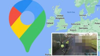 Google Maps Street View: Man's embarrassing accident caught for all to see on camera