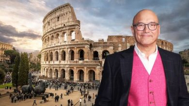 Gregg Wallace: Big Weekends Away: Rome travel guide - when to go, where to go, what to do