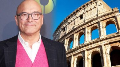 Gregg Wallace shares 'stunning' hidden spots to visit in Rome 'no one knows about'