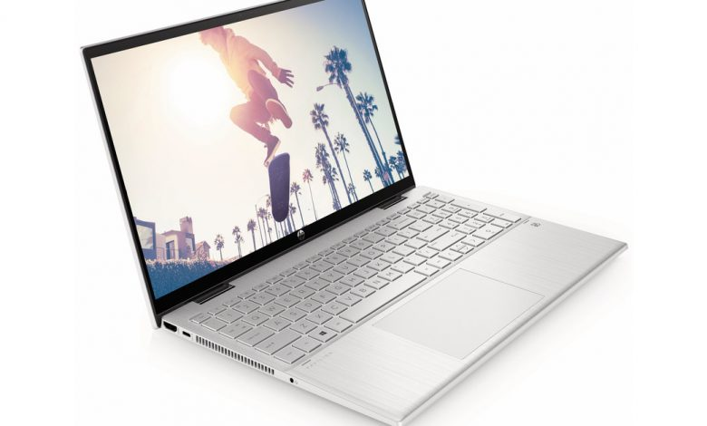 HP's refreshed Pavilion x360 convertible laptops are optimized for streaming