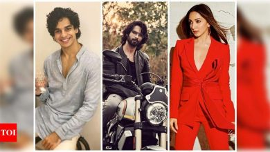 Happy Birthday, Shahid Kapoor: Kiara Advani, Ishaan Khatter and Kunal Kemmu, B-town stars pour in wishes on social media - Times of India