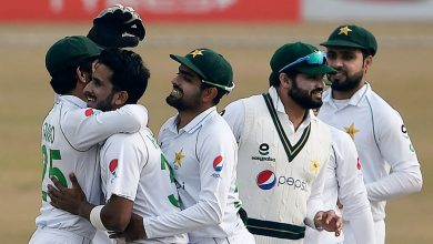 Hasan Ali ten-for gives Pakistan first series win over South Africa since 2003