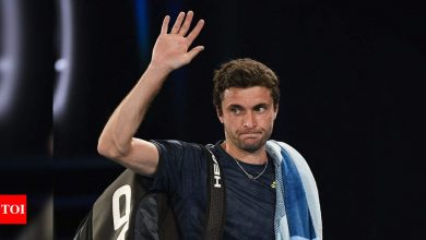 'Heart is not in it', says Gilles Simon as he takes break from ATP tour | Tennis News - Times of India