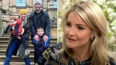 Helen Skelton addresses 'giving up' work for husband 'Have to put someone else first