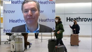 Holidays: Only 'wealthy and desperate' will be able to travel warns Heathrow boss