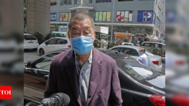 Hong Kong tycoon remains in jail after landmark challenge to security law - Times of India