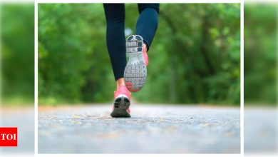 How running won't ruin your knees or lead to injury - Times of India