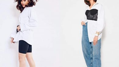 How to style your basic white shirt like Deepika Padukone  | The Times of India