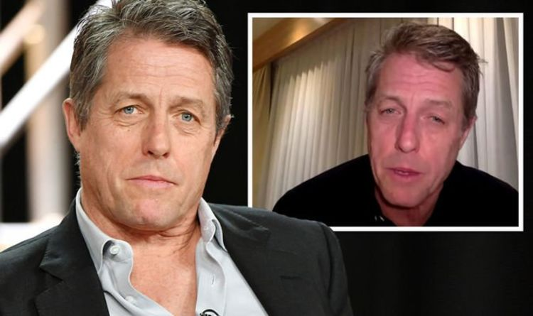 Hugh Grant's son 'stabbed himself' amid struggles with arithmetic while homeschooling