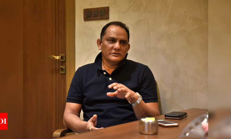 Hyderabad capable of conducting IPL as per BCCI directives, says Azhar | Cricket News - Times of India