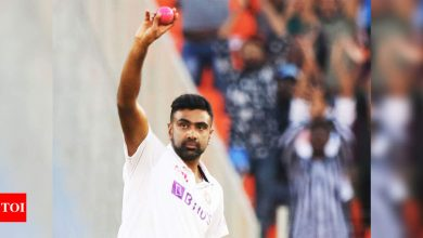 I accidentally became a cricketer, living my dream: R Ashwin | Cricket News - Times of India