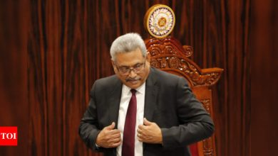 'I am the leader that you searched for': Prez Gotabaya Rajapaksa tell Lankans on Independence Day - Times of India