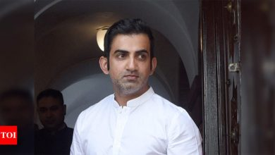 I don't see England winning any Test against India: Gambhir | Cricket News - Times of India