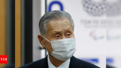 IOC says 'issue closed' after Tokyo Games head Mori apologises over sexist comments | Tokyo Olympics News - Times of India