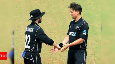 IPL 2021: New Zealand Cricket to grant NOCs, players to be available for full season   Cricket News - Times of India