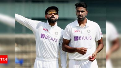 'If you take this game away from me, I am literally lost': Ashwin tells Kohli | Cricket News - Times of India