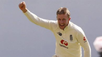 In Pics: Joe Root picks maiden five-for to bundle out India in pink-ball Test  | The Times of India