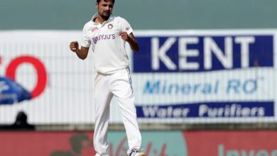 India vs England 2021-Fit Again Axar Patel Likely to Replace Shahbaz Nadeem for 2nd Test