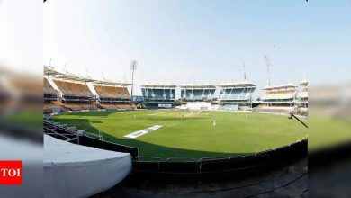 India vs England: Face masks and social distancing mandatory for spectators during second Test | Cricket News - Times of India