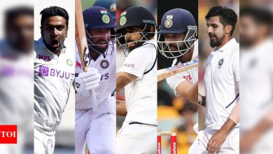 India vs England: How India's top Test players have fared against SENA countries at home since 2016 | Cricket News - Times of India