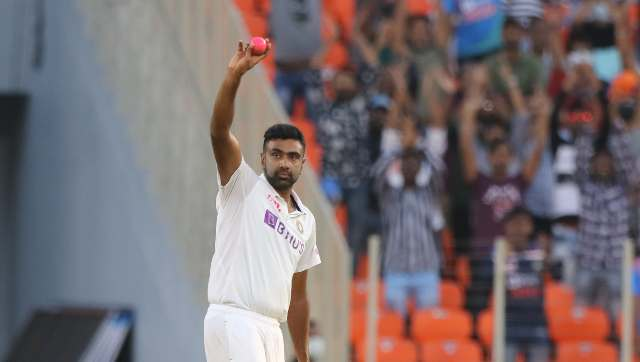 R Ashwin became the second fastest bowler to 400 Test wickets in the Third Test at Ahmedabad. Sportzpics