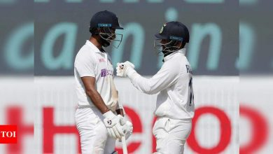 India vs England: Pant doesn't need to change his game but he can be sensible in putting team first, says Pujara | Cricket News - Times of India
