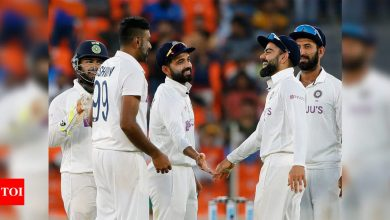 India vs England: Records broken and achieved in the third Test | Cricket News - Times of India