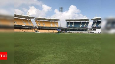 India vs England: Shut since 2012, Chepauk to finally open its three stands to spectators | Cricket News - Times of India