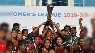 Indian Women's League 2020-21 to be hosted in Odisha | Football News - Times of India