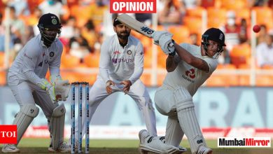 Is it time for neutral pitch curators for Tests? - Times of India
