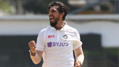 Ishant Sharma reflects on 'rollercoaster' career: 'I've enjoyed it quite a lot'