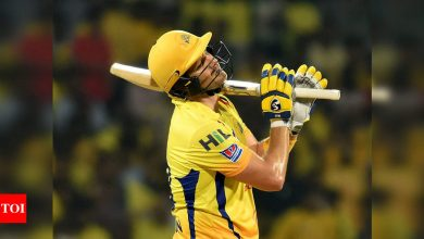 It's time for CSK to find a proper replacement of retired Shane Watson: Gautam Gambhir   Cricket News - Times of India