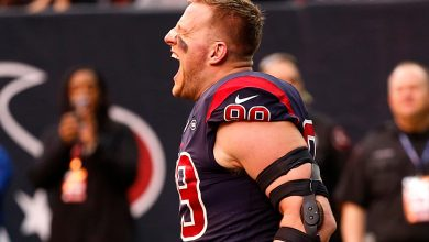 JJ Watt seriously considering Browns in awkward family twist