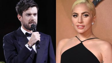 Jack Whitehall remembers accidentally insulting Lady Gaga