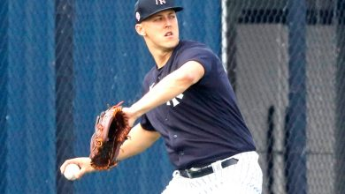 Jameson Taillon: 'Special' putting on Yankees uniform for first time