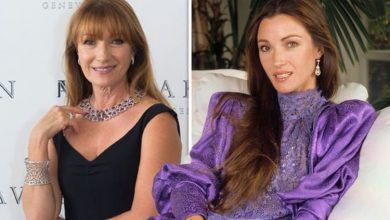 Jane Seymour speaks out on breast milk leak forcing Golden Globes to not broadcast live