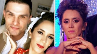 Janette Manrara talks making 'tough' choice to leave marital home 'Emotionally difficult'