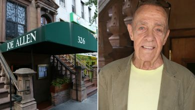Joe Allen, NYC theater district restaurant icon, dead at 87